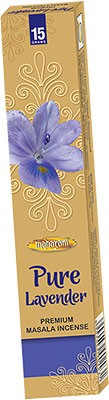 Maharani Pure Lavender Premium Masala Incense - 15 Sticks