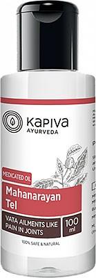 Kapiva Herbals Mahanarayan Oil - Muscle & Joint Pain Support