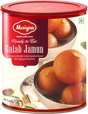 Maiyas Gulab Jamun (Canned)