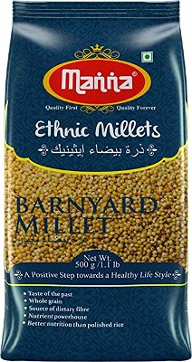 Manna Pearled Barnyard Millet