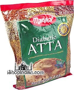 Manna Dia Atta (Multi-Grain Atta)