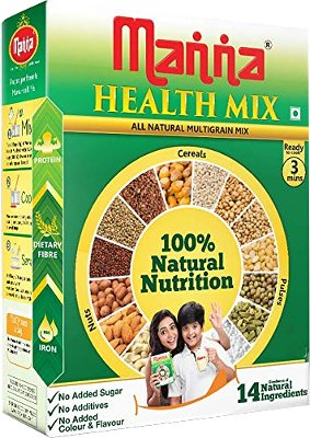 Manna Health Mix -  Nut & Grain Beverage Mix