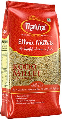Manna Pearled Kodo Millet