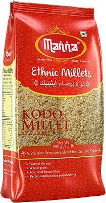 Manna Pearled Kodo Millet