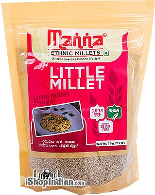 Manna Whole Little Millet - 1 kg