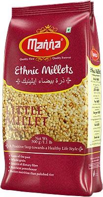 Manna Whole Little Millet