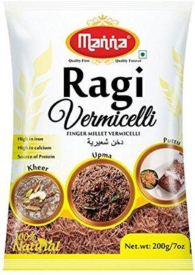 Manna Ragi Vermicelli - BUY 1 GET 1 FREE!