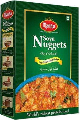 Manna Soya Nuggets