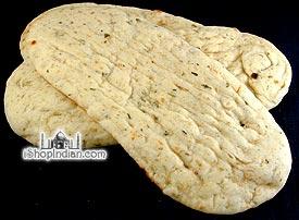 Kontos Massala Nan (Hot & Spicy Bread)
