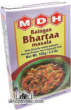 MDH Baingan Bhartaa Masala (Eggplant Curry Spice Mix)