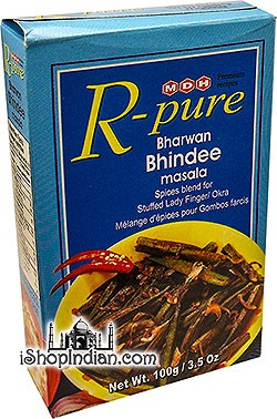 MDH Bharwan Bhindee Masala (Okra Spice Mix)