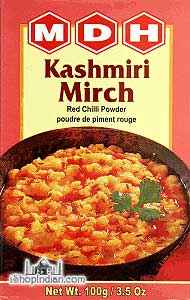 MDH Kashmiri Mirch (chili) Powder