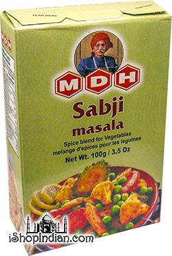 MDH Sabji (Vegetable) Masala