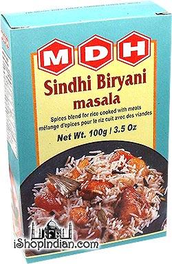 MDH Sindhi Biryani Masala