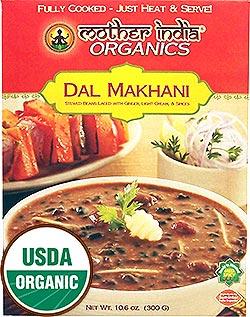 Mother India Organics Dal Makhani (Ready-to-Eat)