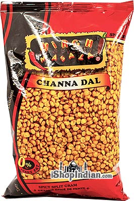 Mirch Masala Channa Dal