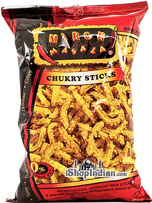 Mirch Masala Chukry Sticks