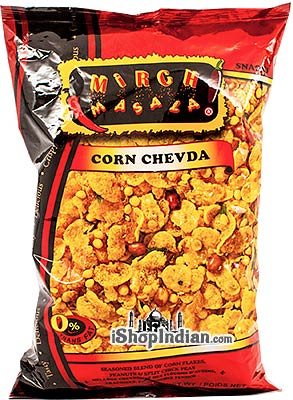 Mirch Masala Corn Chevda