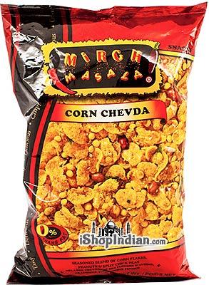 Mirch Masala Corn Chevda