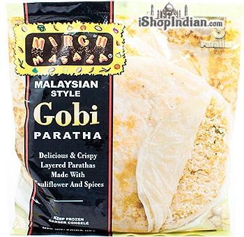 Mirch Masala Gobi Paratha (Malaysian Style) - 3 pcs (FROZEN)