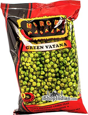 Mirch Masala Green Vatana
