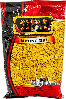 Mirch Masala Moong Dal