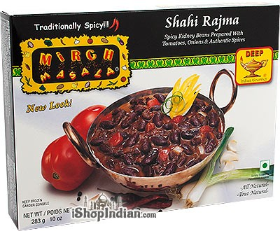 Mirch Masala Shahi Rajma (FROZEN)