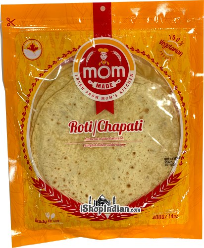 Mom Made Roti / Chapati - 8 pcs