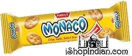 Parle Monaco Biscuits (4 Packs)