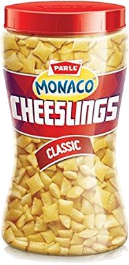 Parle Monaco Cheeslings - Classic