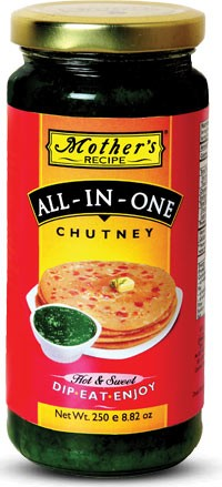 Mother's Recipe All-in-One Chutney