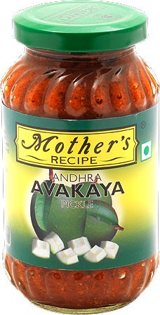 Mother's Recipe Avakaya Mango Pickle