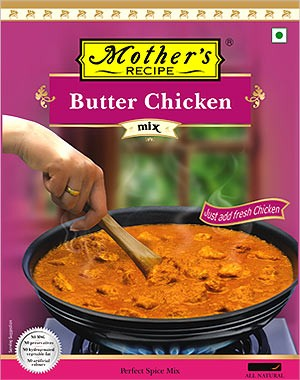 Mother's Recipe Butter Chicken Mix