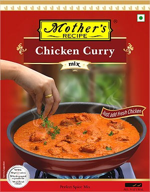 Mother's Recipe Chicken Curry Mix