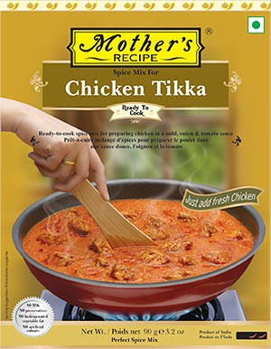 Mother's Recipe Chicken Tikka Mix