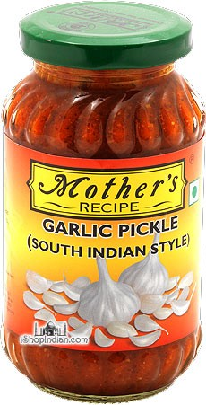 Mother's Recipe Garlic Pickle