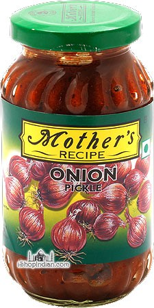Mother's Recipe Onion Pickle