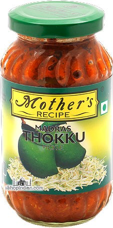 Mother's Recipe Thokku Mango Pickle