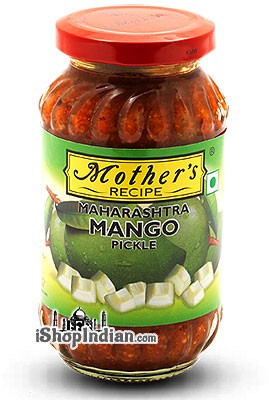 Mother's Recipe Maharashtra Mango Pickle