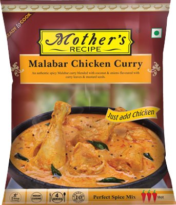 Mother's Recipe Malabar Chicken Curry Mix