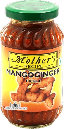 Mother's Recipe Mango Ginger Pickle