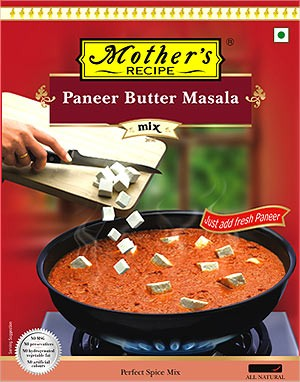 Mother's Recipe Paneer Butter Masala Mix