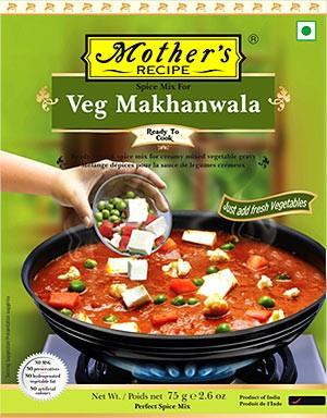 Mother's Recipe Veg Makhanwala Mix