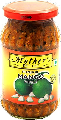Mother's Recipe Punjabi Mango Pickle