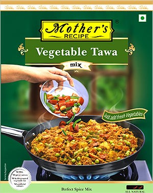 Mother's Recipe Vegetable Tawa Mix