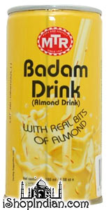 MTR Badam Drink (Almond Drink) Ready to Drink Can