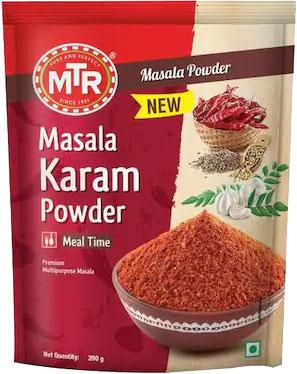 MTR Masala Karam Power