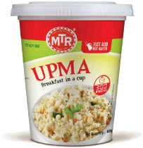 MTR Instant Upma - Breakfast In A Cup
