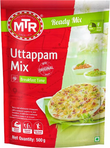 MTR Uttappam Mix