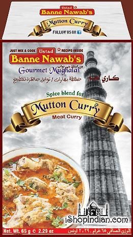 Ustad Banne Nawab's Mutton Curry